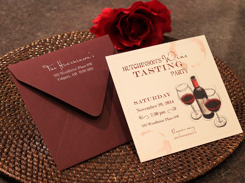 Invites, Announcements, Stationery - Paper Panache Invitations & Design