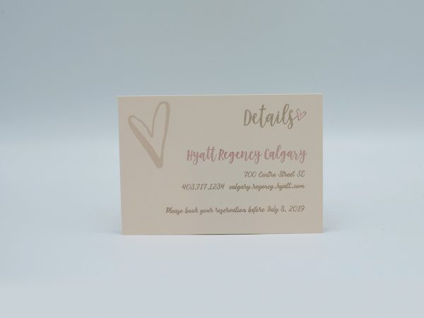Hearts Details Card