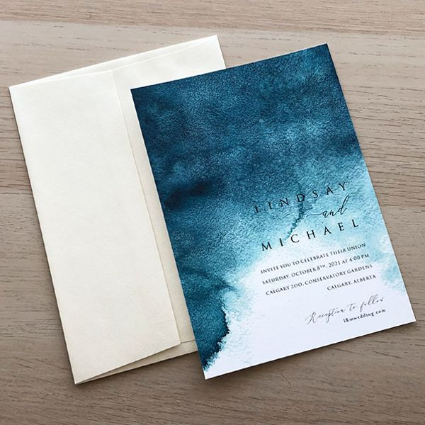 ETSY TEMPLATE<br>WEDDING INVITATIONS