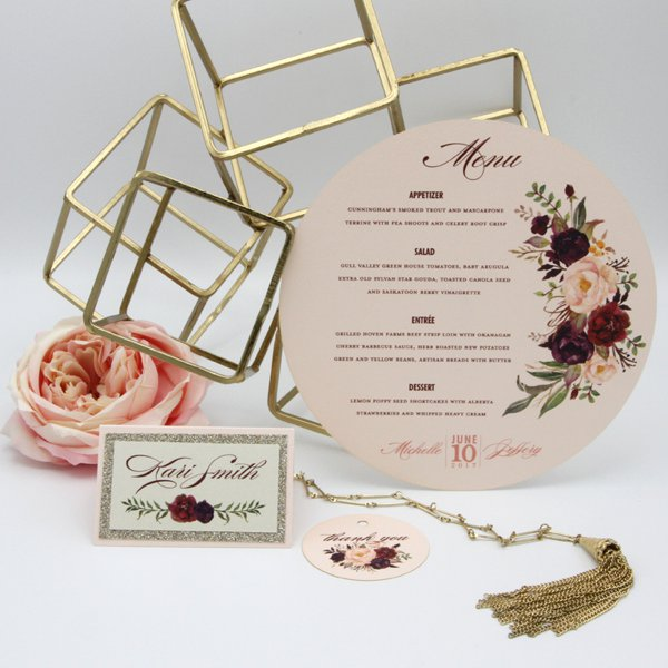 DAY OF WEDDING ITEMS